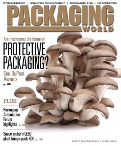 Packaging World - July 2011
